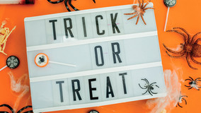 Area Trick or Treat Times & Dates