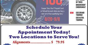 Seybert's Auto Service - 2 Locations - East Brady & Chicora