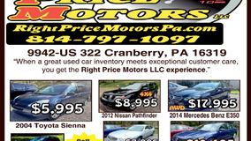 Right Price Motors - Cranberry, PA - Rt. 322