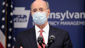 Gov. Wolf Sounds Alarm on Urgency to Protect Health Care System / Workers