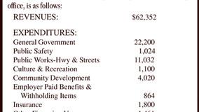 Foxburg Borough Audit Report 2020