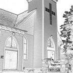 Martinsburg Church of Bruin