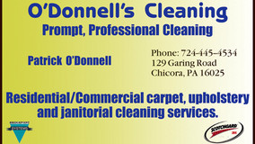 O'Donnell's Cleaning - Residential / Commercial