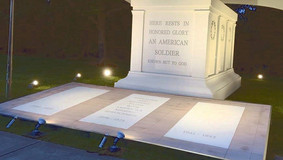Traveling Tomb of the Unknown Soldier To Be At The Butler Farm Show