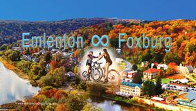 Foxburg Bike Trail Ground-Breaking April 24 10:00 AM