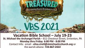 St. Michael's Parish - Vacation Bible School
