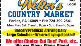 Welter's Country Market - Large Seledtion - Stocked Daily - Choice Meats