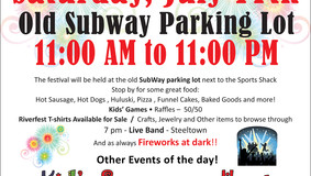 East Brady 2021 Riverfest Schedule of Events