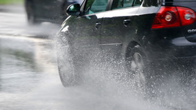 Hydroplaning: Don't Go for an Unplanned Ride