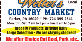 Welter's Country Market