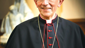 Bishop Persico Calls for Bells to Ring; Releases Prayer in Time of Pandemic