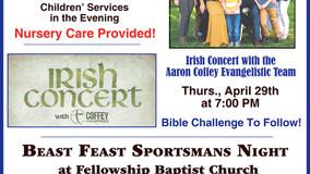 Fellowship Baptist Church - Upcoming Events