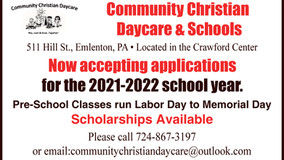 Community Christian Daycare & School - Accepting Applications