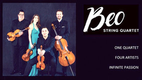 BEO String Quartet to Perform at Lincoln Hall in Foxburg