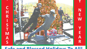 River Valley Energy - Have a Safe and Blessed Holiday