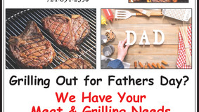 Slater's Meats & More - Grilling for Dad
