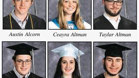 Keystone Senior Salute: Class of 2021 - Group 1