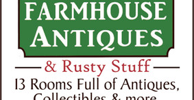 Farmhouse Antiques and Rusty Stuff