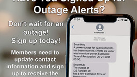 Central Electric - Outage Alerts to Your Phone!