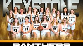Keystone Panthers - Girls Basketball