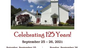 Fern Trinity E.C. Church - Celebrating 125 Years