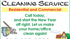 Heather's Cleaning Service