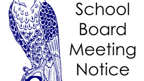 A-C Valley School Board Meeting & School Board Workshops Notice
