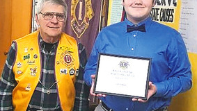 Knox Lions Student of the Month