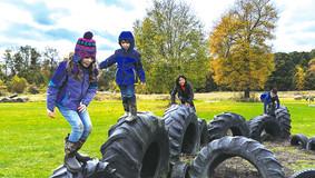 Redevelopment Works - Children are the Future