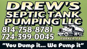 Drew's Septic Tank Pumping, LLC