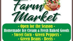 Hit-N-Miss Ice Cream Co. - The Farm Market - Sweet Corn
