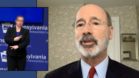 Gov. Wolf Announces New Protective Mitigation Efforts to Put Penna. on Pause through Early January