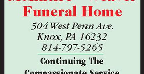 McEntire-Weaver Funeral Home, Inc.