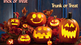Trick or Treat - Trunk or Treat Events Around the Area