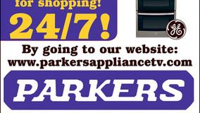 Parker Appliance - Grills for Dad