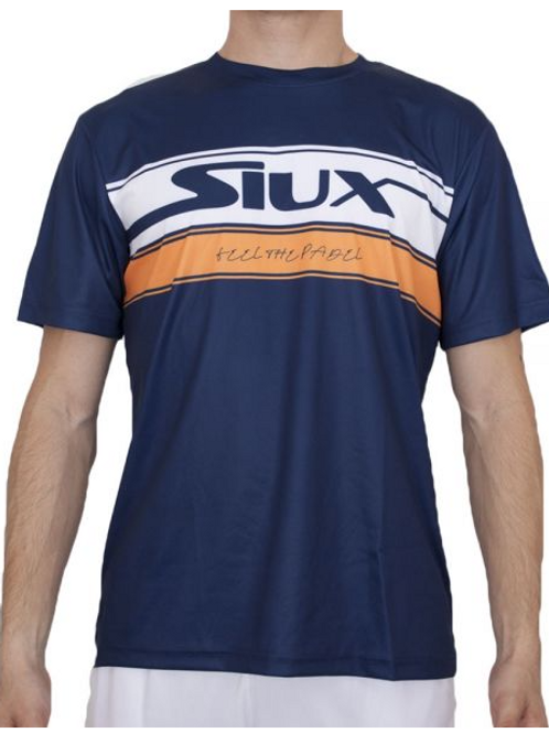 Camiseta Siux Compass Azul