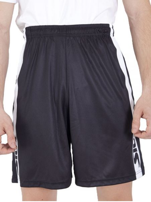 Pantalon Corto Siux Twister Negro/Blanco