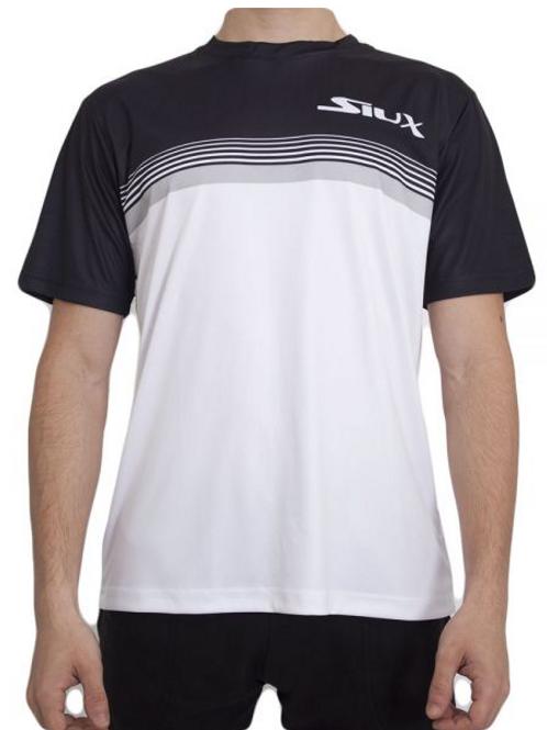 Camiseta Siux Twister Blanco