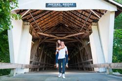 Potters Bridge Engagement photo