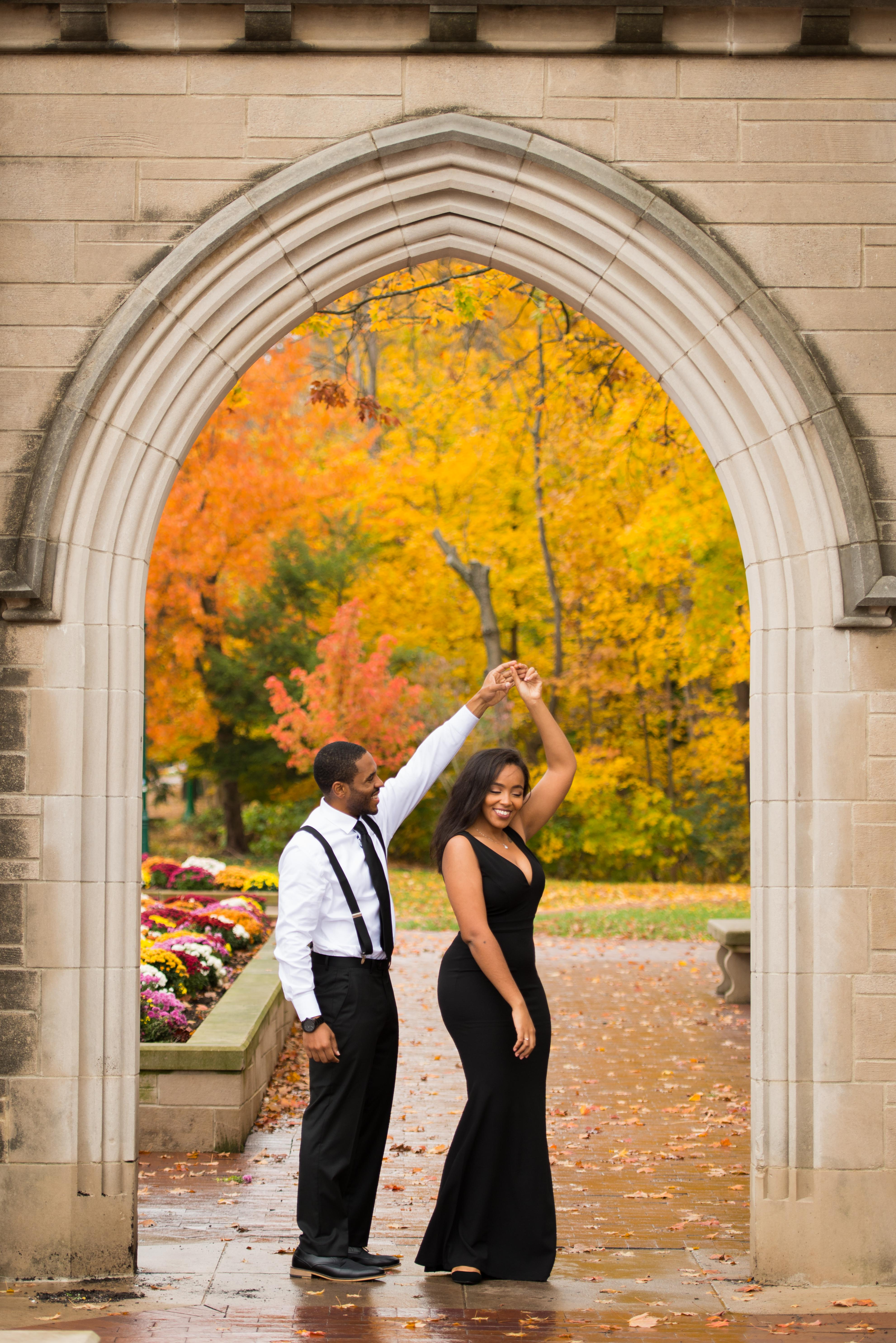 Indiana University IU Fall Engagement