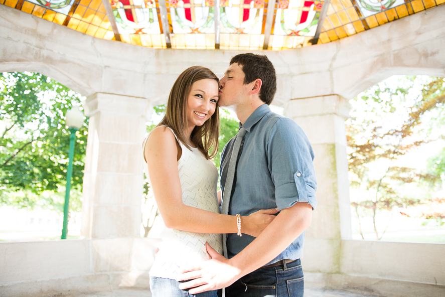 IU Engagement Photo