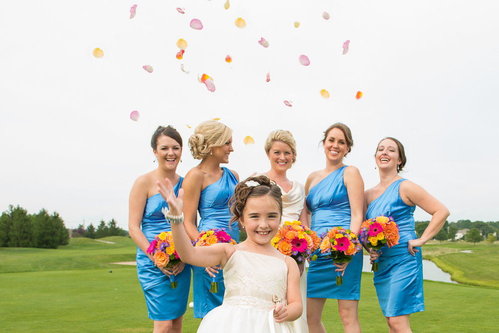 Plum Creek Golf Club Wedding