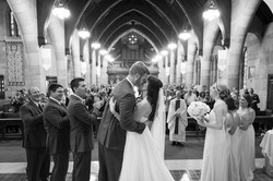 Our Lady of Lourdes Wedding Indiana
