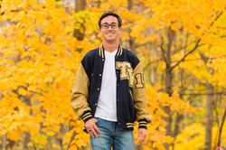 Fall Senior Photo