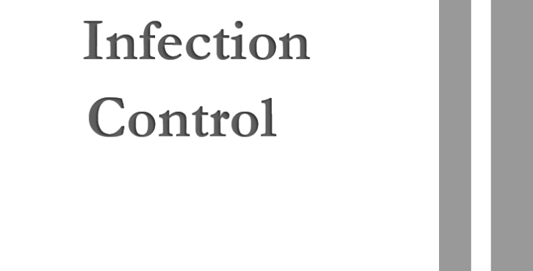 Infection Control & HIV, HBV  5 Units
