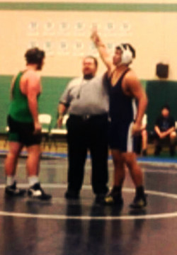 Wrestling- State Champ
