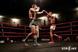 Matt Davis vs. Kevin Rayford