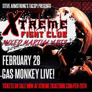 Xtreme Fight Club- Gas Monkey Live
