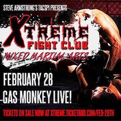 Xtreme Fight Club- Gas Monkey Live