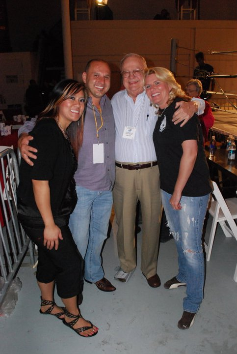 global figting promotins crw w dicky cole commisioner of combat sport tx.jpg